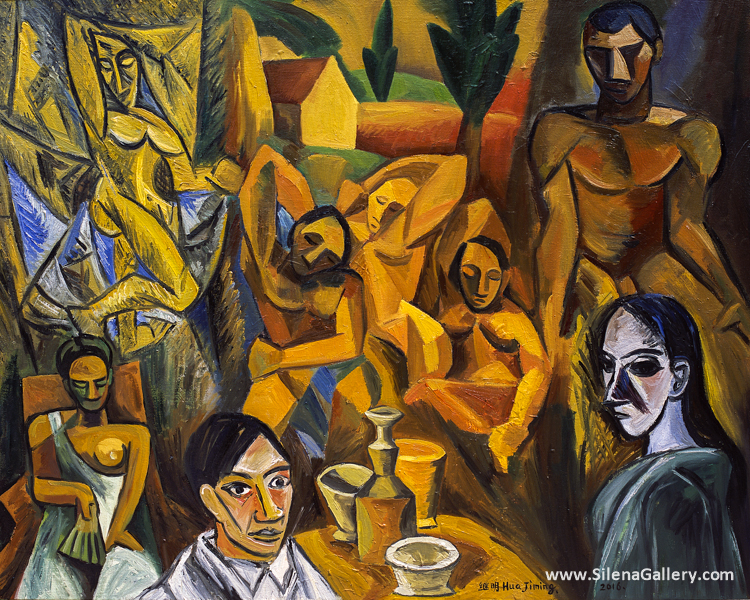 Picasso's Primitive Period