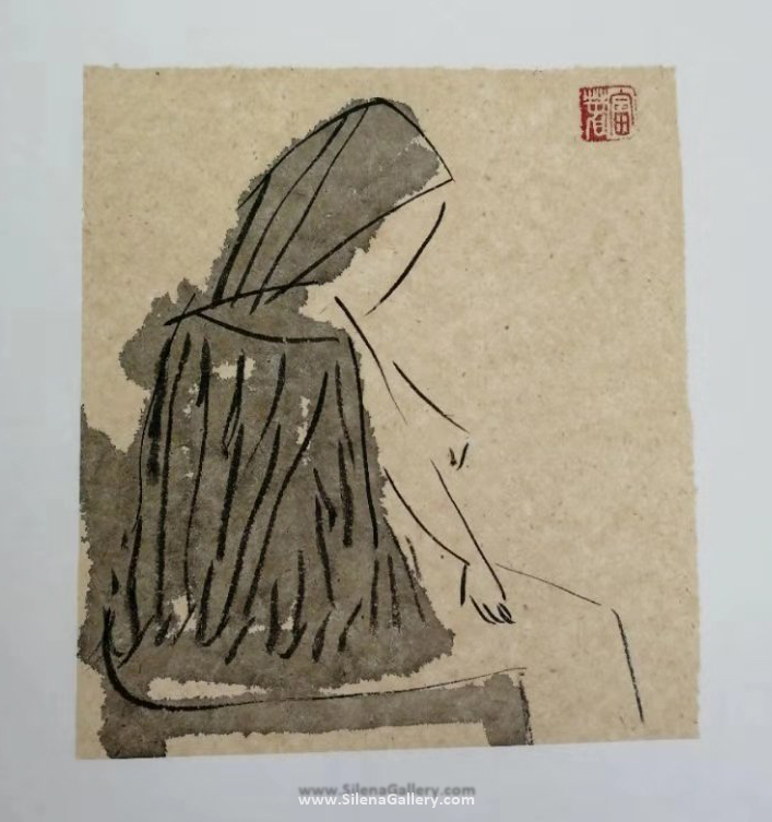 Woman Figure #13