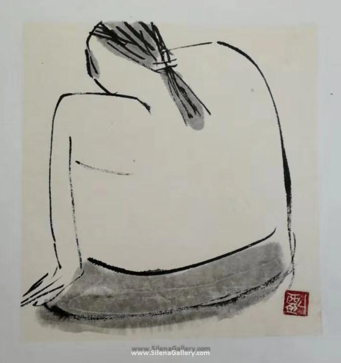 Woman Figure #20