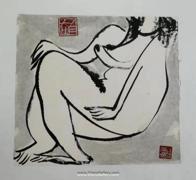 Woman Figure #15
