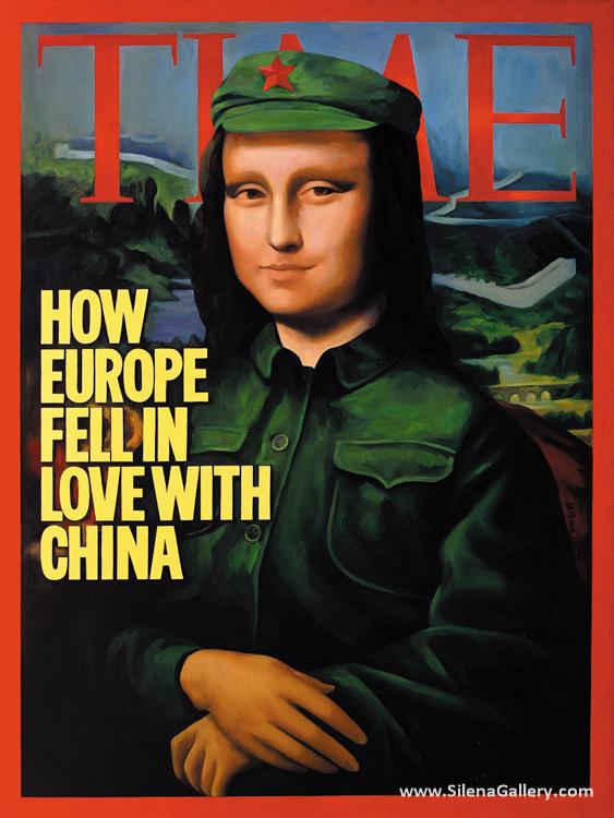 Time - Modern Mona Lisa