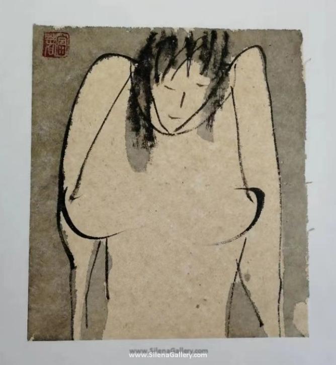 Woman Figure #18