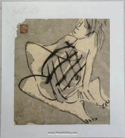Woman Figure #8