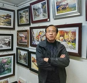 Cui Guochen, Chinese Artist