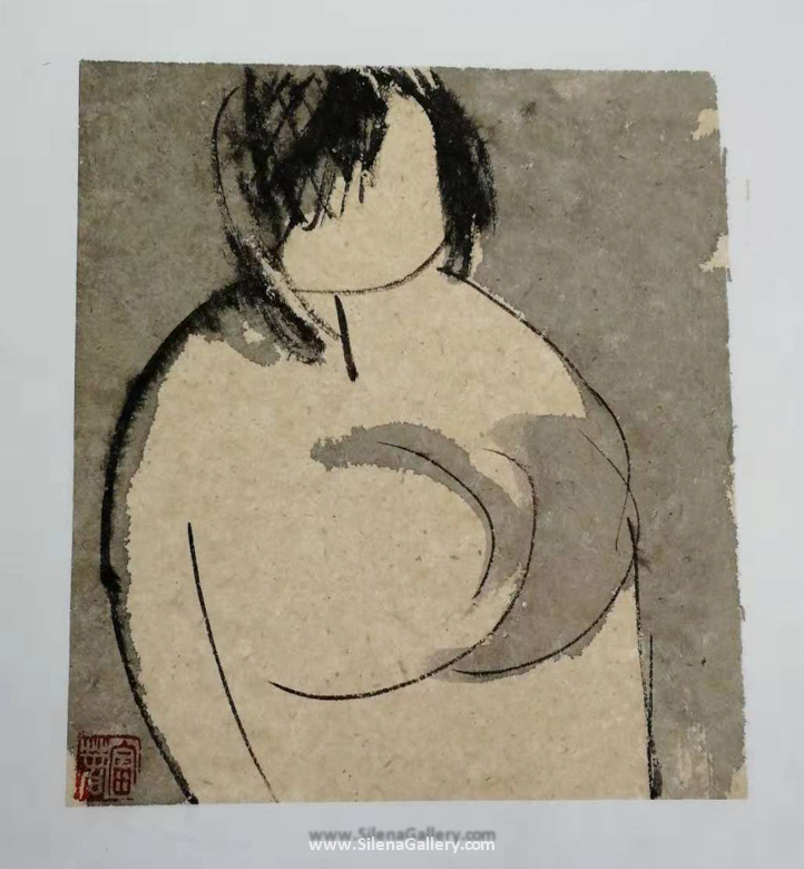 Woman Figure #17