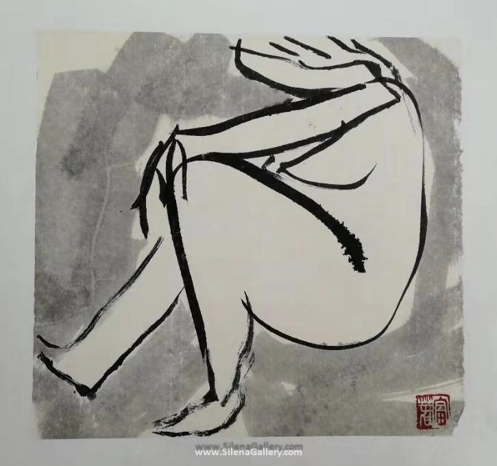 Woman Figure #2