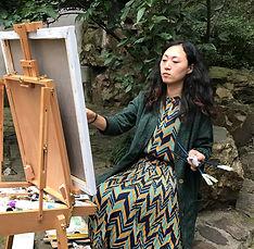 Lang Liwei, Chinese Artist