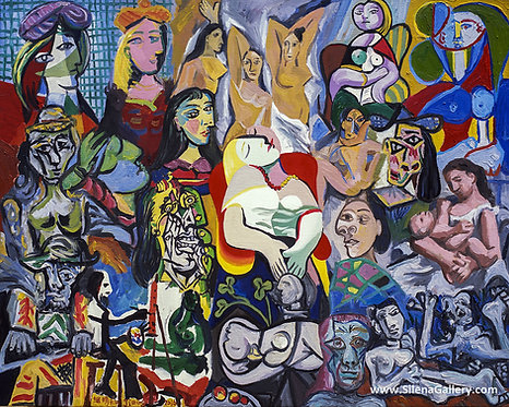 Picasso and His Women