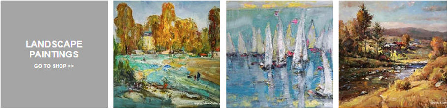 Buy Landscape Paintings on Silena Gallery