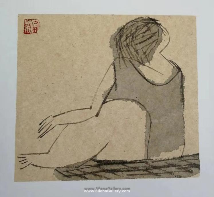 Woman Figure #1