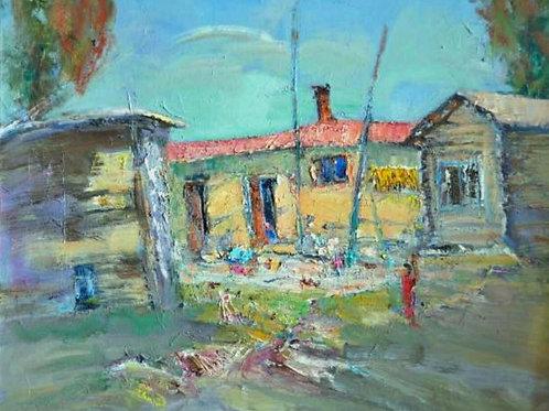 Erya's house