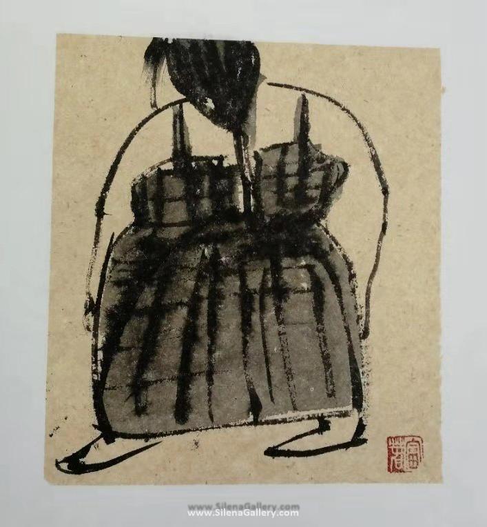 Woman Figure #4