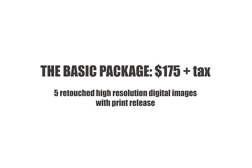 The Basic Photo Package
