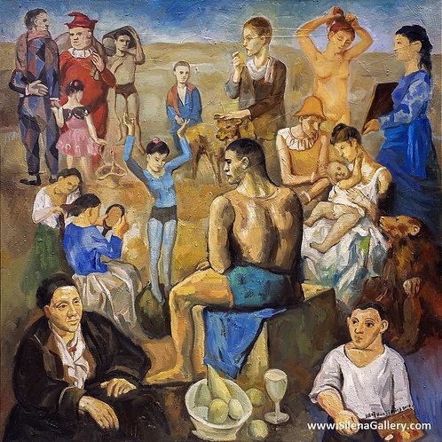 Picasso's Rose Period