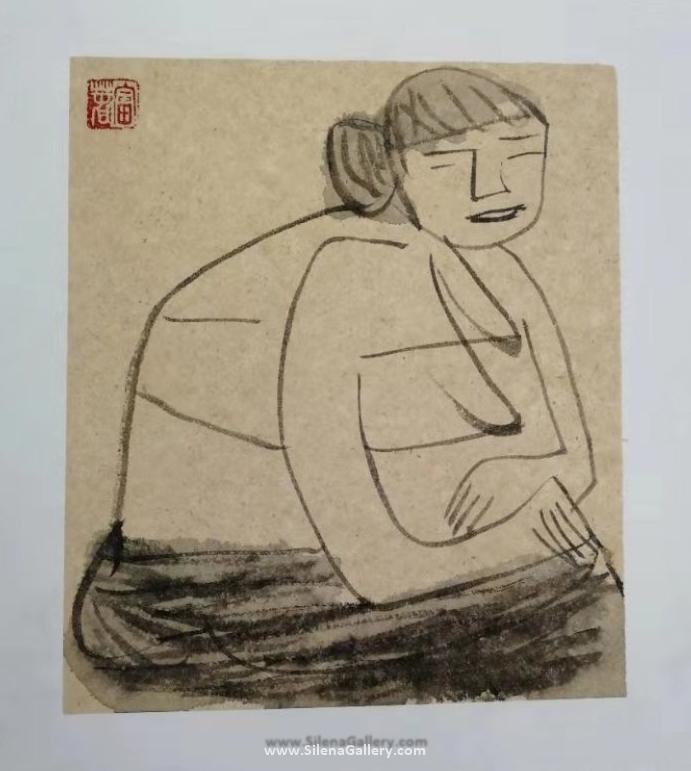 Woman Figure #12