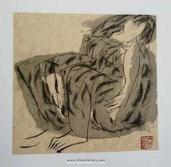 Woman Figure #14