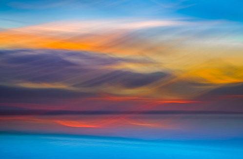 Sky Dances with Sea