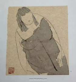 Woman Figure #16