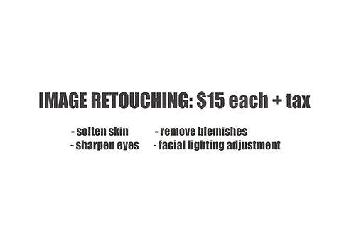 Image Retouch $15 Per Image