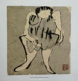 Woman Figure #6