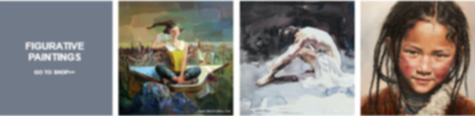 Buy figurative paintings at Silena Gallery