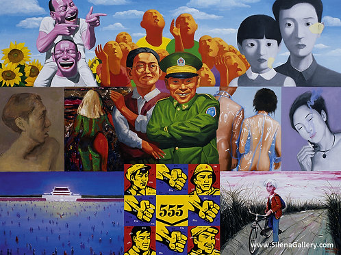 China Contemporary Art History I