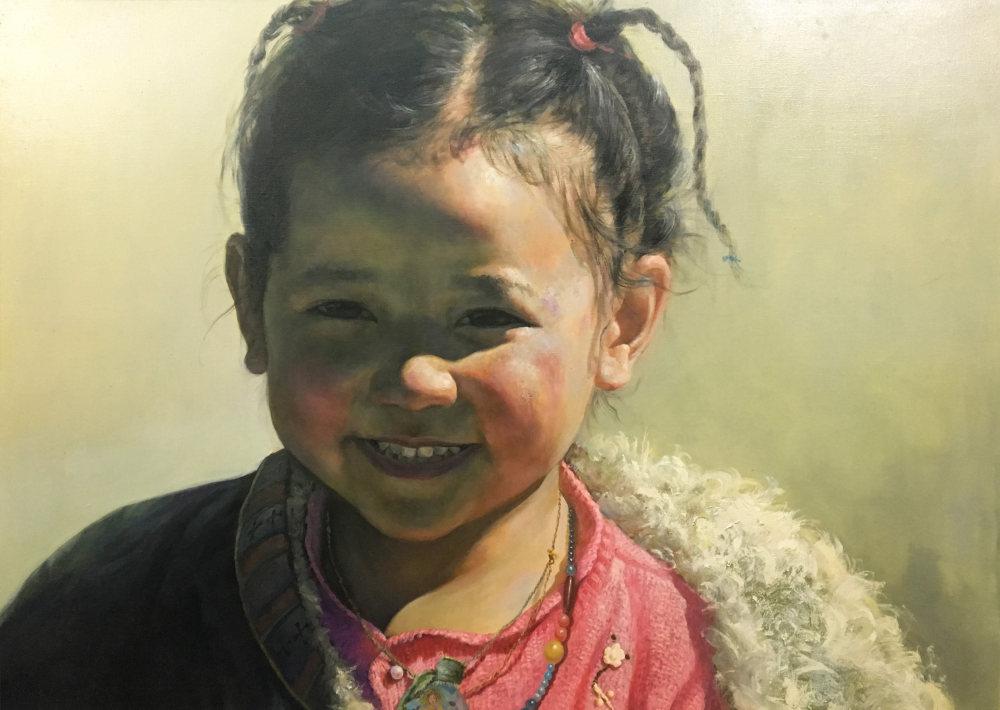 Happy Girl Cirenzuoga