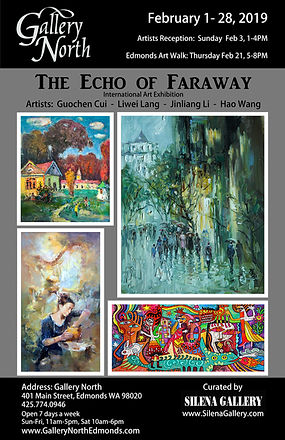 The Echo of Faraway Show Poster for Web.