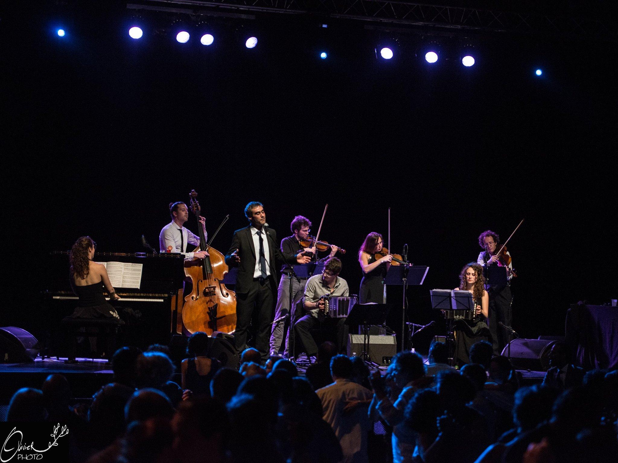 Orquesta Silbando