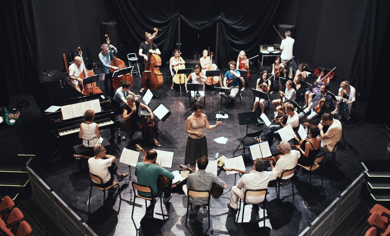 Workshop orchestre tango