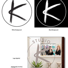 Studio K Logo Design