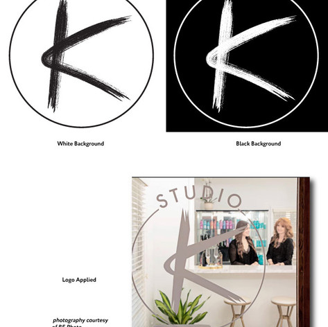 Studio K Logo Design