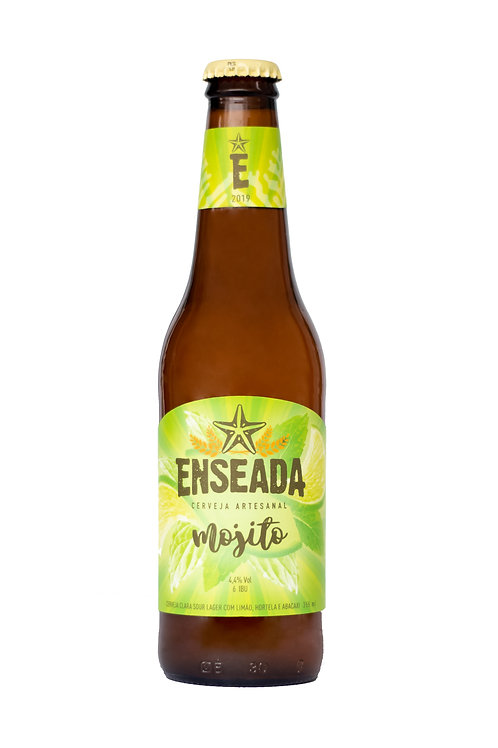 Cerveja Enseada Mojito