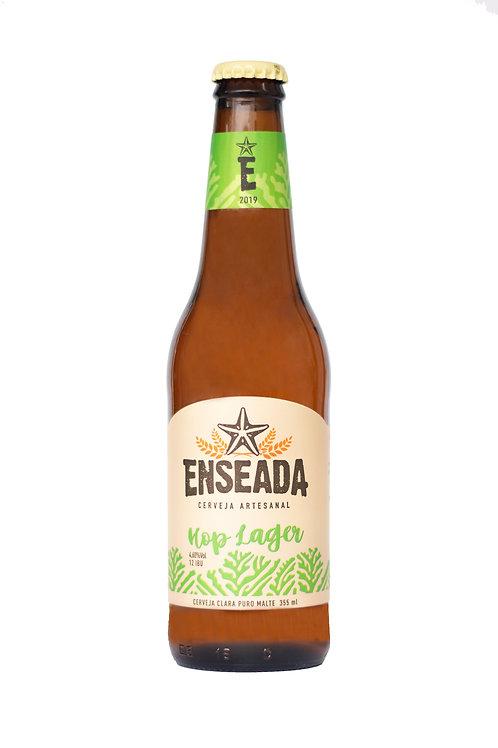Cerveja Enseada Hop Lager