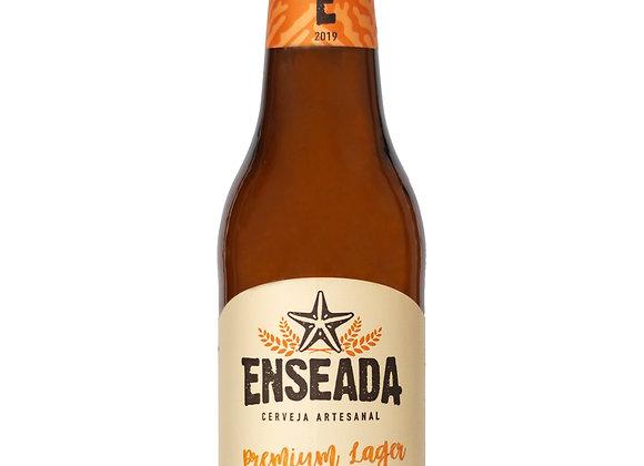 Cerveja Enseada Premium Lager