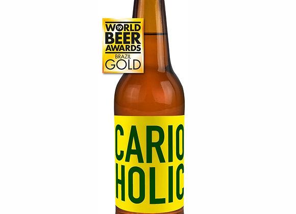 Cerveja 3Cariocas Cariocaholic Pils