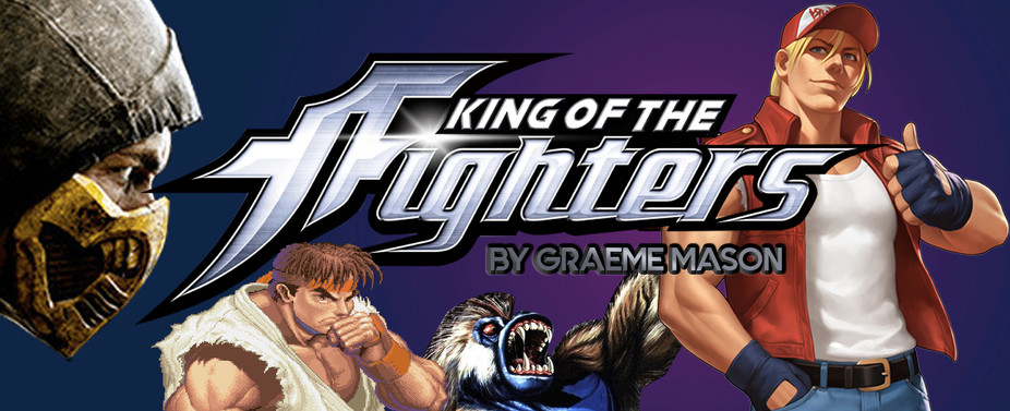 street fighter king of fighters