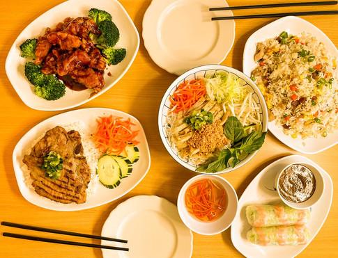 Authentic Vietnamese & Chinese Cuisine