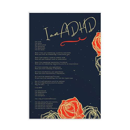 I Am ADHD