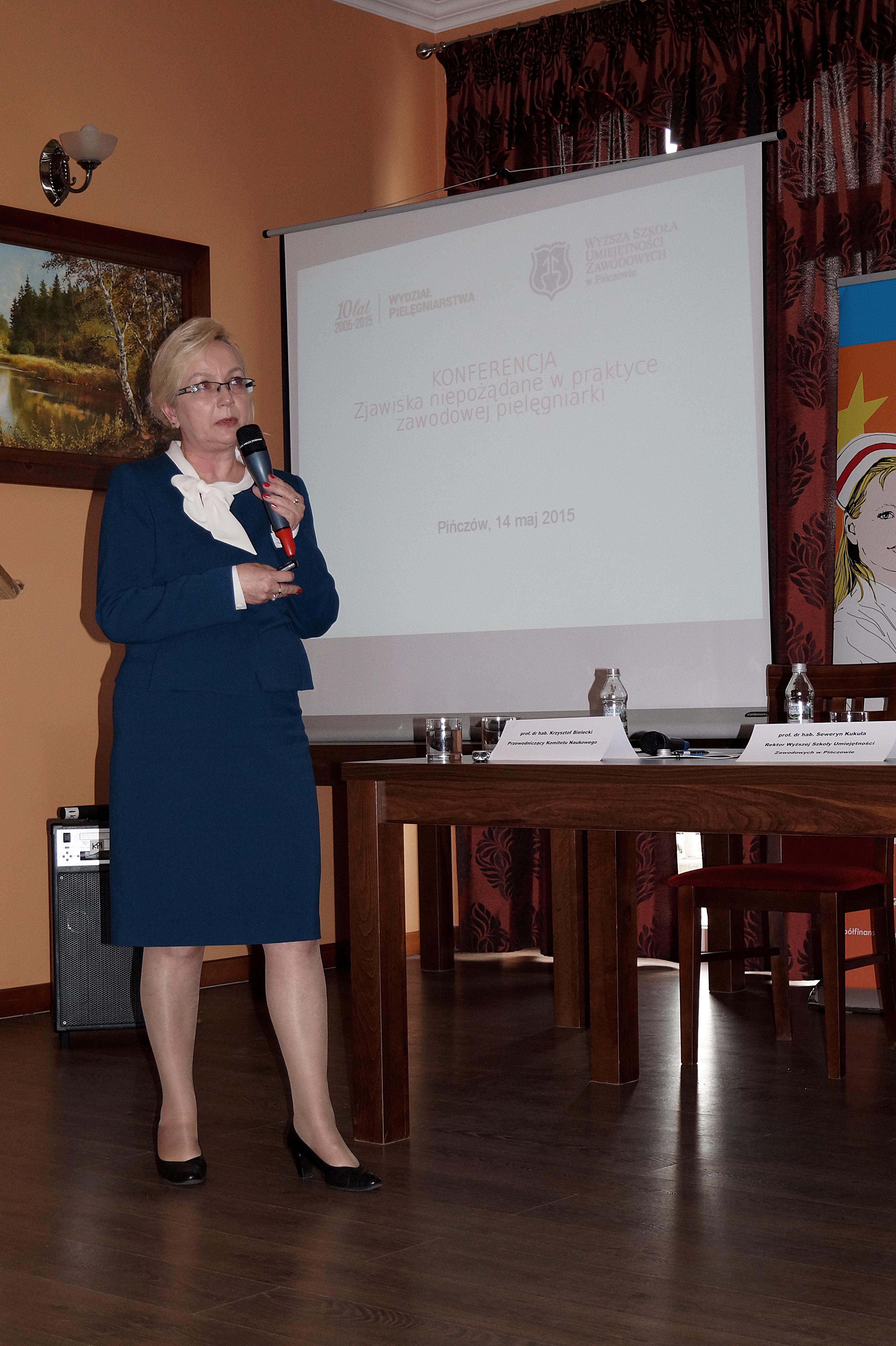 Dr n. med. Bogumiła Kowalaczyk-Sroka
