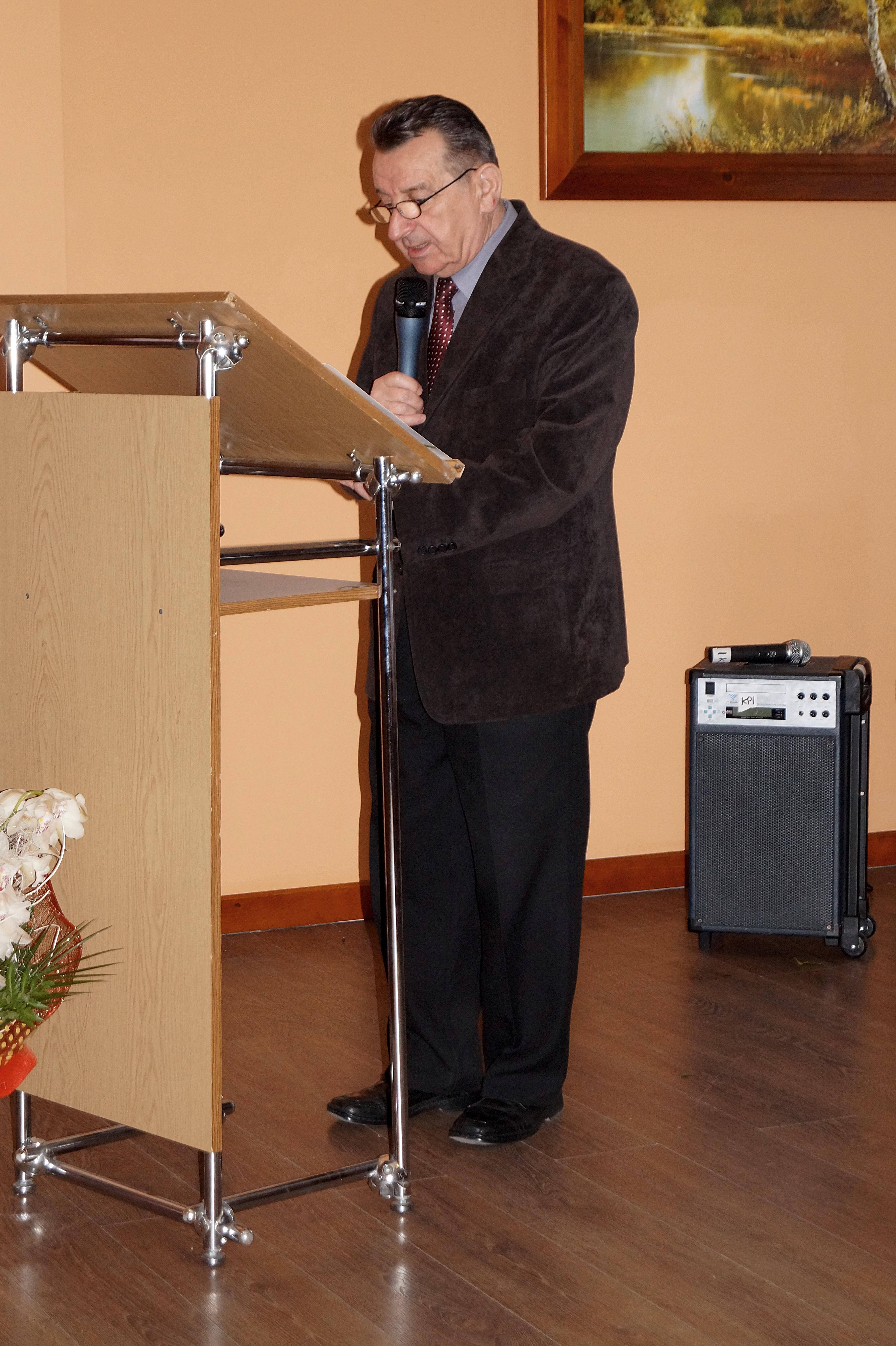 Dr n. farm. Roman Duda