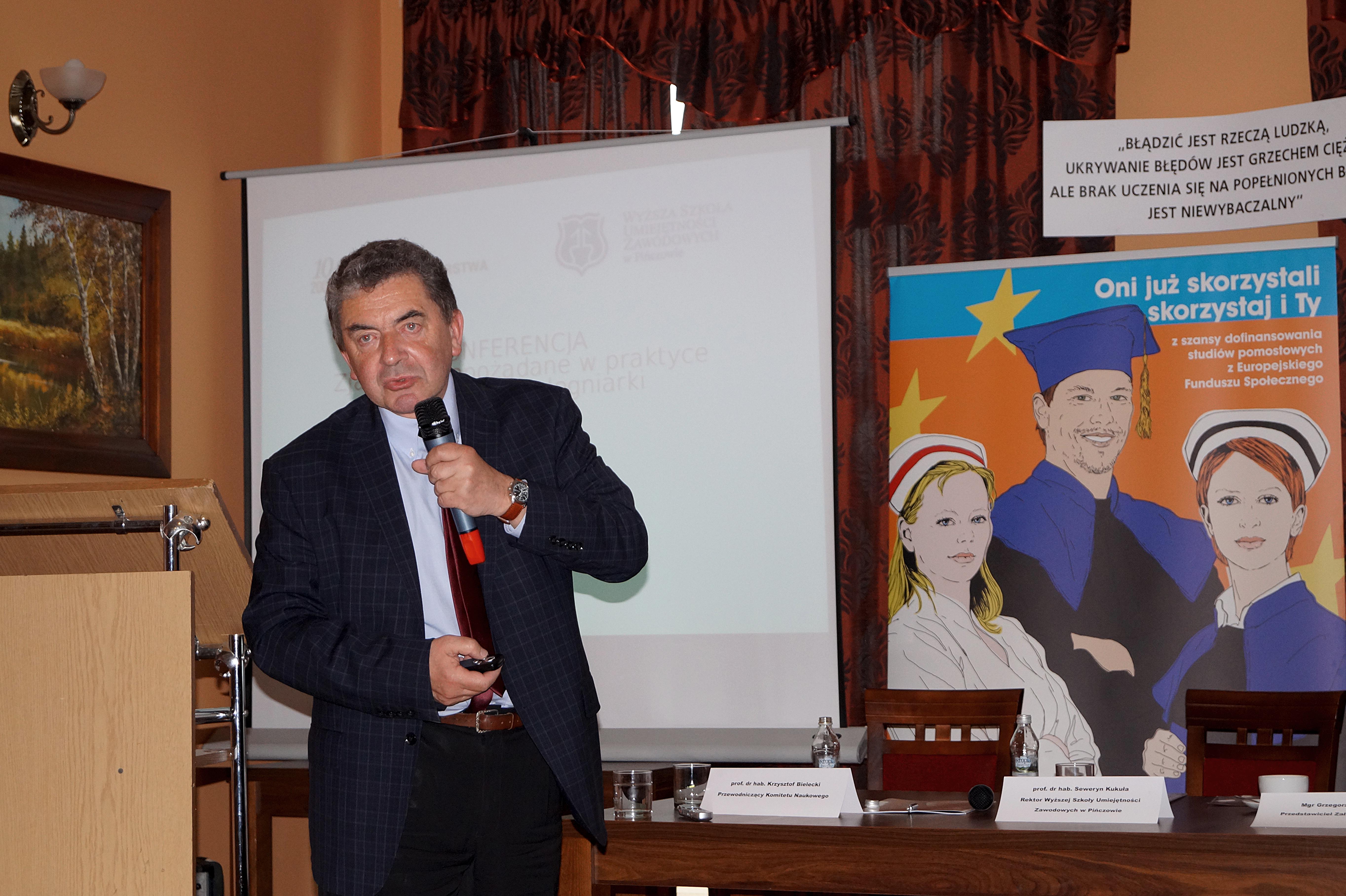 Dr n. med. Janusz Pokorski