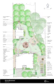 GIlles Residence Landscape Plan v3.17.19
