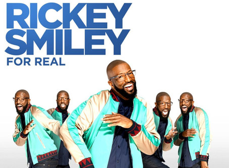 Encore Welcomes Ricky Smiley For Real