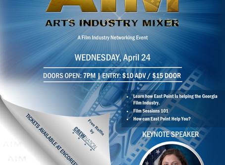 AIM - Arts Industry Mixer