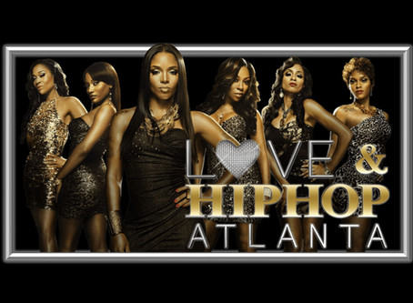 Hit TV Show 'Love And Hip Hop Atlanta' Films At Encore Film And Music Studio