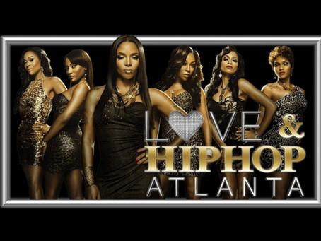 Hit TV Show 'Love And Hip Hop Atlanta' Films At Encore Film And Music Studio