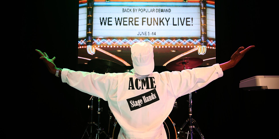 We Were Funky Live!