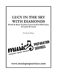 Lucy In The Sky With Diamonds - Title Pa