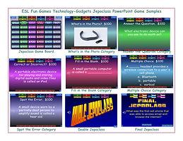 TechnologyGadgetsJepoclassPowerPointGame